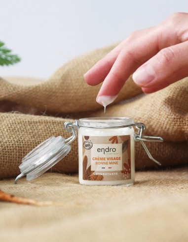 Crème visage artisanale et bio -...