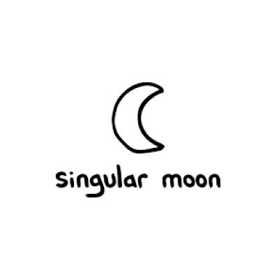 Singular moon